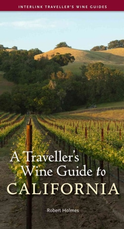 A Traveller's Wine Guide to California (Paperback)