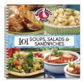 101 Soups, Salads & Sandwiches (Spiral bound)