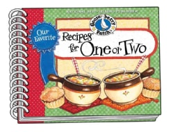 Our Favorite Recipes for One or Two (Paperback)