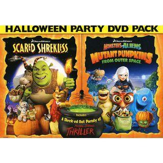 Scared Shrekless/Monsters Vs. Pumpkins (DVD)