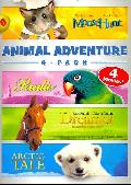 Animal Adventures Four-Pack Collection (DVD)