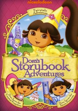 Dora The Explorer: Dora's Storybook Adventure (DVD)