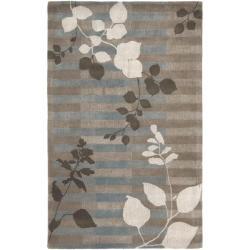 Hand-tufted Newport Wool Rug (8' x 11')
