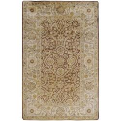 Hand-tufted Montclair Wool Rug (8' x 11')