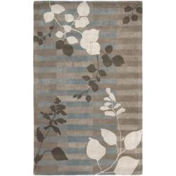 Hand-tufted Newport Wool Rug (5' x 8')