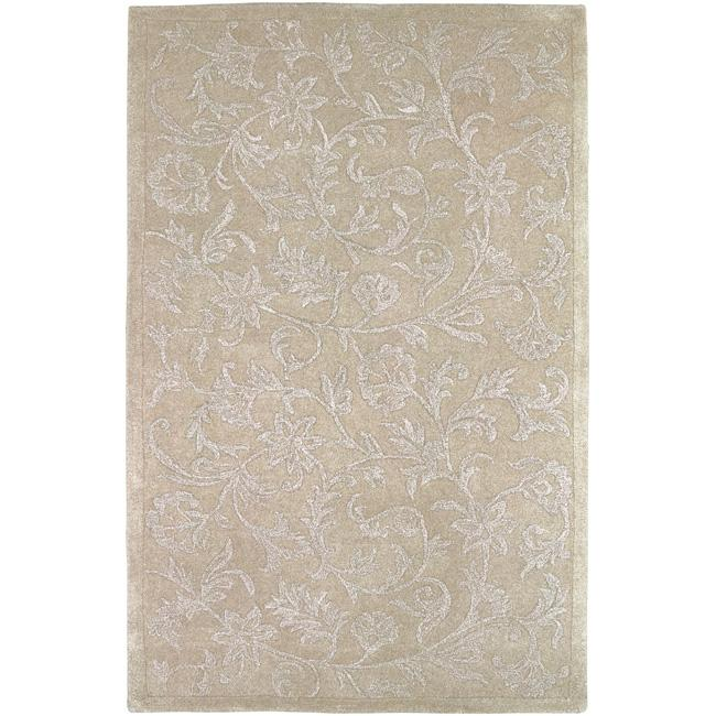 Hand-tufted Stamford Wool Rug (8' x 11')