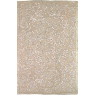 Hand-tufted Stamford Wool Rug (5' x 8')