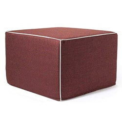 'Rebel Window' Outdoor Ottoman