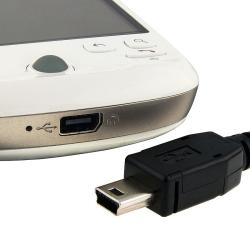 INSTEN Mini USB Travel Charger for BlackBerry Bold 9000/ HTC Dream/ Touch II
