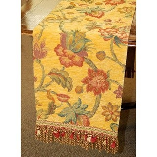 Italian Floral 80-inch Table Runner