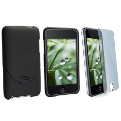 2-piece Case/ Screen Protector for Apple iPod Generation 2/ 3
