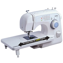 Brother Free Arm XL3750 Sewing Machine with Quilting Table