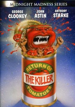 Return Of The Killer Tomatoes (DVD)