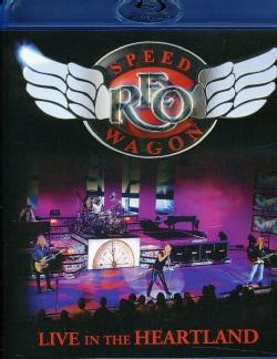 REO Speedwagon: Live In The Heartland (Blu-ray Disc)