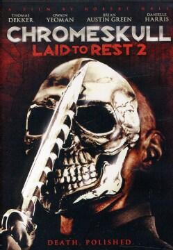 ChromeSkull: Laid To Rest 2 (DVD)