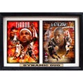 Miami Heat 'Dynamic Duo' Double Photo Plaque