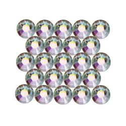 Beadaholique  Austrian Crystal Light Amethyst AB ss12 Rhinestones (Pack of 50)