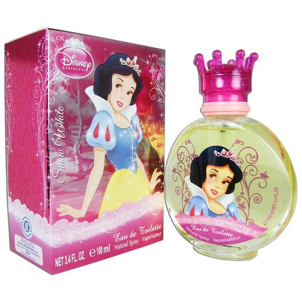 Disney Snow White Girls 3.4-ounce Eau de Toilette Spray