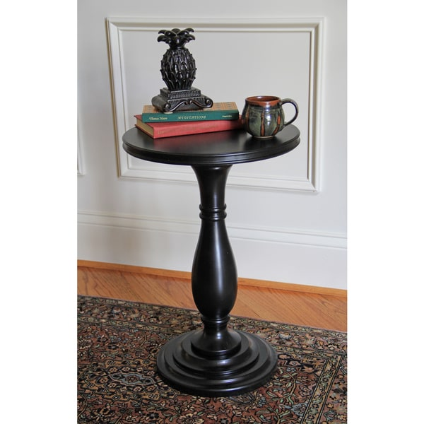 Sexton Black Side Table