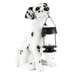 Dalmatian LED Solar Garden Light