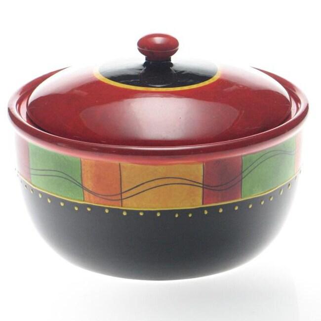 Certified International Caliente 2-qt Bean Pot