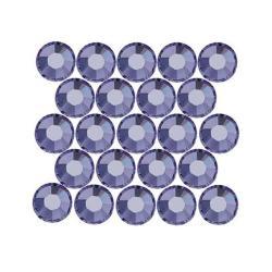 Tanzanite ss20 Austrian Crystal Flatback Rhinestones (Pack of 50)