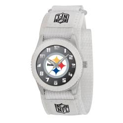 Pittsburgh Steelers Game Time White Rookie Series Watch