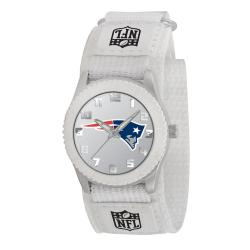 New England Patriots Game Time White Rookie Series Watch