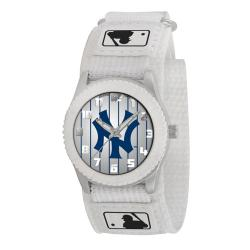 New York Yankees Game Time White Rookie Series Watch