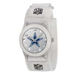 Game Time White Dallas Cowboys Rookie Series Watch