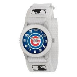 Chicago Cubs Game Time White Rookie Series Watch