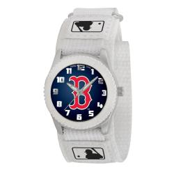 Boston Red Sox Game Time White Rookie Series Watch