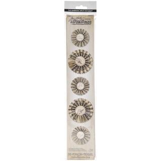 Sizzix Sizzlits Decorative Strip 'Mini Paper Rosettes' Die