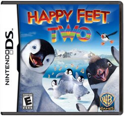 Nintendo DS - Happy Feet Two: The Video Game - By Warner Bros