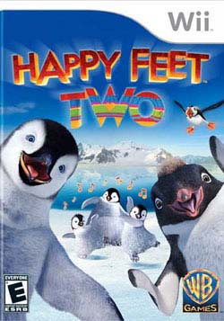 Wii - Happy Feet Two