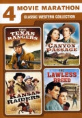 4 Movie Marathon: Classic Western Collection (DVD)