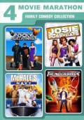 4 Movie Marathon: Family Comedy Collection (DVD)