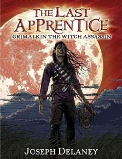 Grimalkin, the Witch Assassin (Hardcover)
