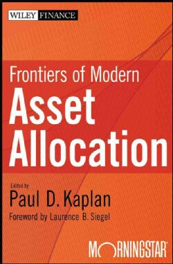 Frontiers of Modern Asset Allocation (Hardcover)