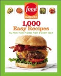 Food Network Magazine 1,000 Easy Recipes: Super Fun Food for Every Day (Paperback)