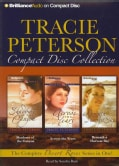 Tracie Peterson Compact Disc Collection: Shadows of the Canyon / Across the Years / Beneath a Harvest Sky (CD-Audio)