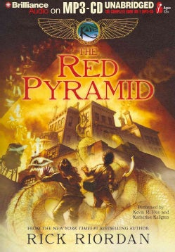 The Red Pyramid (CD-Audio)
