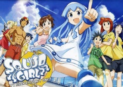 Squid Girl Series: Part 1 (DVD)