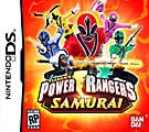 Nintendo DS - Power Rangers Samurai - By Namco Bandai