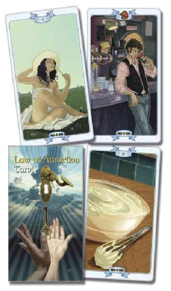 The Law of Attraction Tarot Deck (Cards)