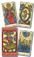 Tarot of Marseille / El Tarot Marselles: 22 Grand Trumps 22 Version Majestuosa (Cards)