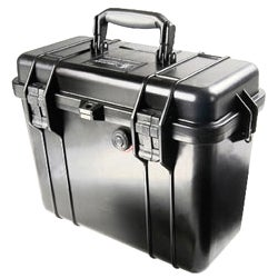 Pelican 1430 Top Loader Case with Office Divider Set