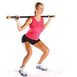 Definity 5-lb Workout Bar