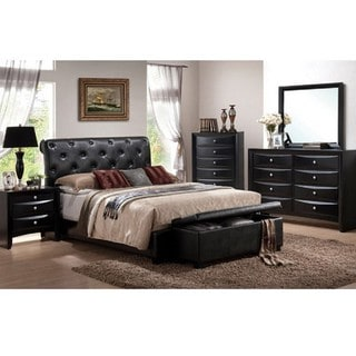 Vegas 5-piece East King Bedroom Set
