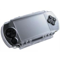 INSTEN Clear Protector Phone Case Cover for Sony PSP 1000 Series